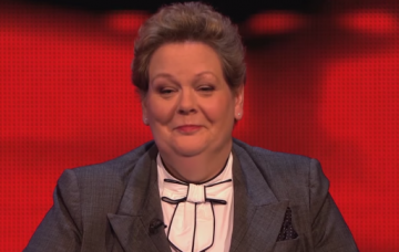 Anne Hegerty (Credit: ITV)