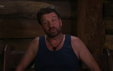 Nick Knowles on I'm A Celeb