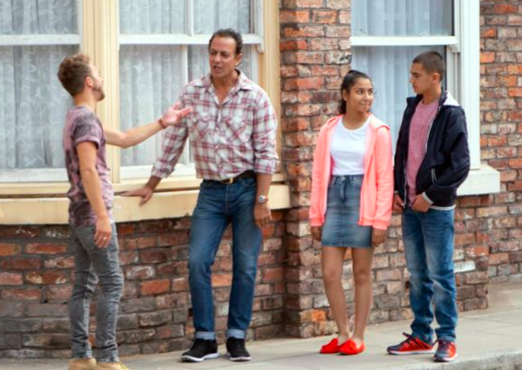 Coronation Street shock as Amy Barlow's baby's dad revealed?