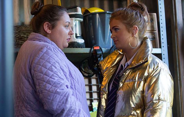 EastEnders fans spot hidden grooming storyline for Tiffany Butcher