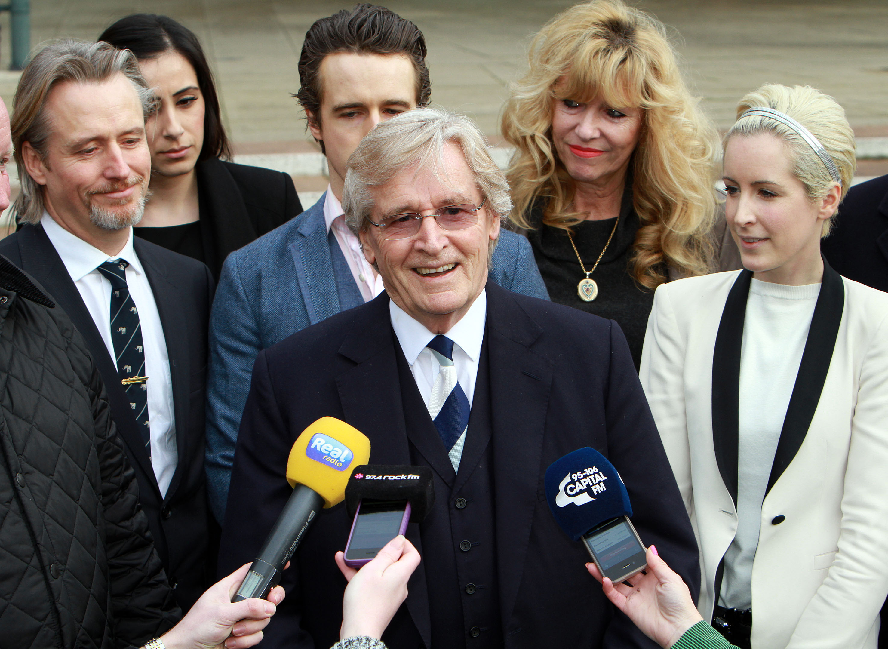 Coronation Street legend Bill Roache is found Not Guilty on all charges at his trial for historic sexual assaults and rape at Preston Crown Court. Pictured: Bill Roache Ref: SPL692358 060214 NON-EXCLUSIVE Picture by: SplashNews.com Splash News and Pictures Los Angeles: 310-821-2666 New York: 212-619-2666 London: +44 (0)20 7644 7656 Berlin: +49 175 3764 166 photodesk@splashnews.com World Rights