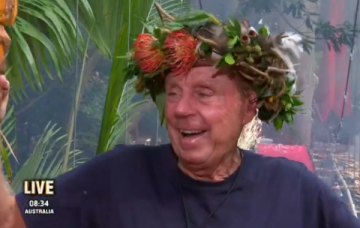 Harry Redknapp (Credit: ITV)