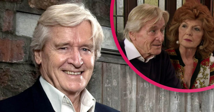 Is William Roache still in Coronation Stree