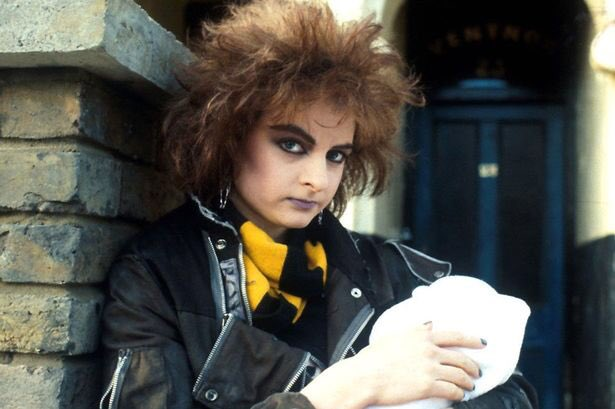 Mary the punk EastEnders