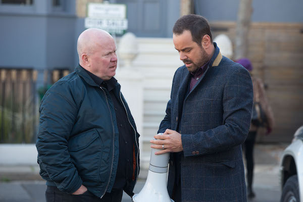 EastEnders fans baffled over why Danny Dyer wins awards instead of Steve McFadden