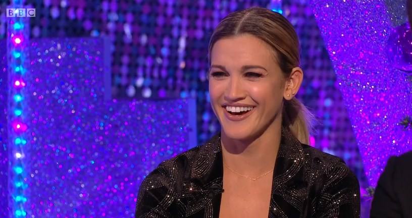 Ashley Roberts on It Takes Two