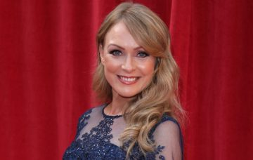 Michelle Hardwick at The British Soap Awards 2018 held at the Hackney Empire - Arrivals
