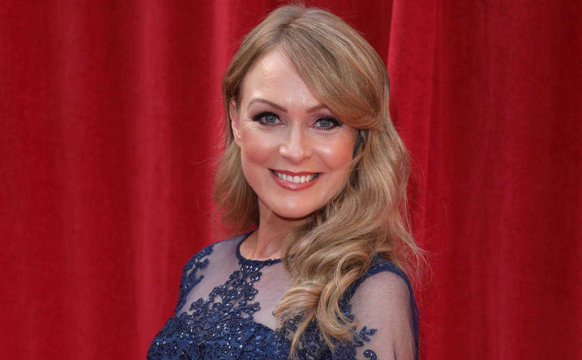 Emmerdale: Michelle Hardwick and fiancee Kate Brooks 'live in fear'