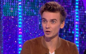 Joe Sugg on Strictly's It Takes Two