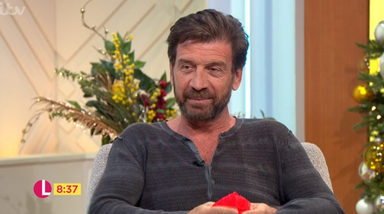Nick Knowles secretly in agony with nerve damage on I'm A Celeb