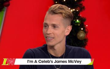 James McVey on Loose Women