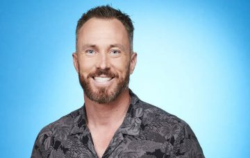 James Jordan for Dancing On Ice