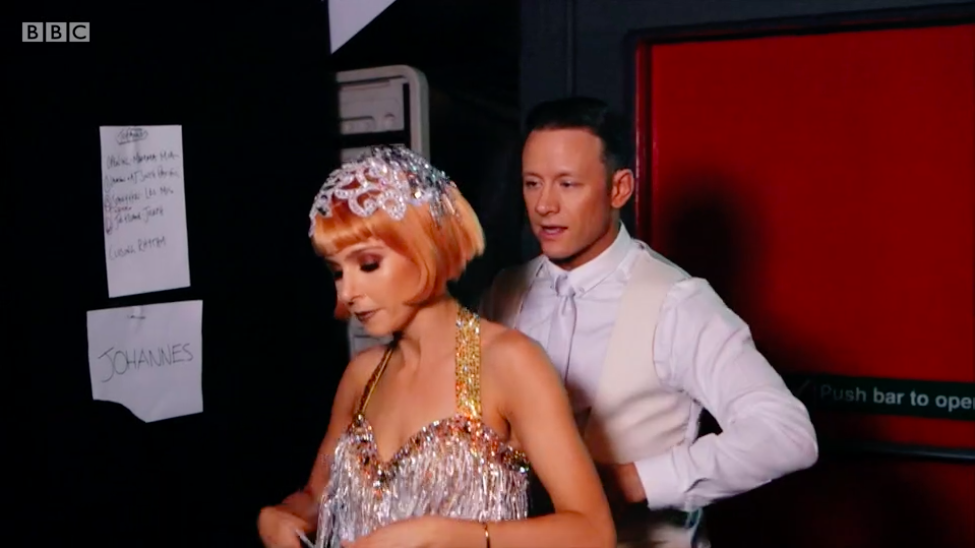 stacey dooley strictly kevin clifton