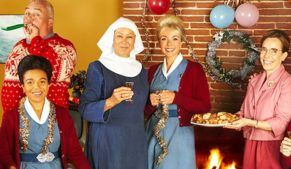 Fans go wild over AMAZING new trailer for Call The Midwife's Christmas special