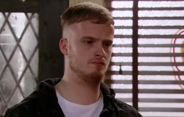 Coronation Street thug Tyler to try to force Amy Barlow to have an abortion with sickening threat
