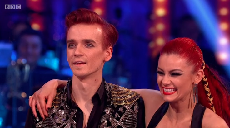 Strictly Come Dancing (Credit: BBC iPlayer)
