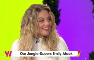 emily atack (Credit: ITV)