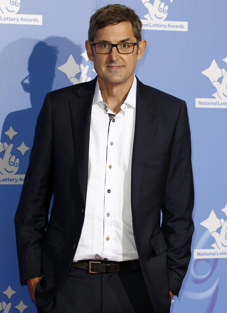 Louis Theroux at the National Lottery Awards at BBC Studios