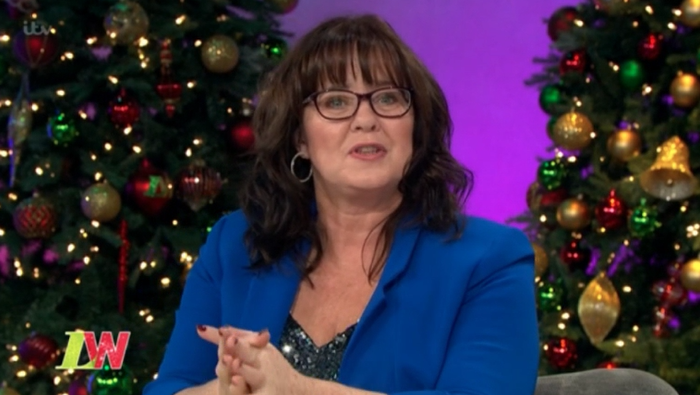 Coleen Nolan reveals she's spending Christmas with ex-husband Ray Fensome