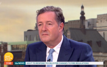 Piers Morgan on GMB