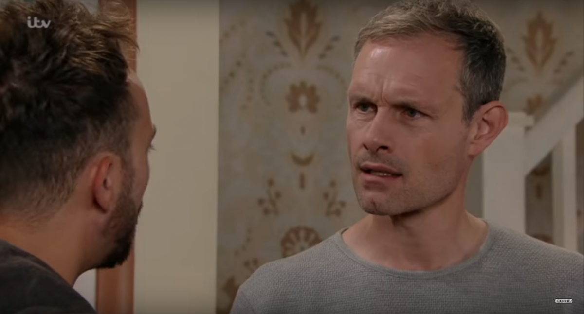 David and Nick, Corrie