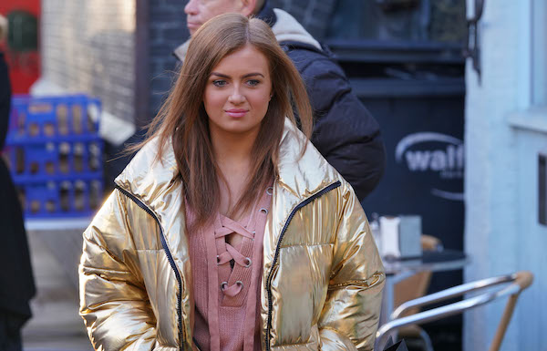EastEnders cast members pay birthday tributes to Maisie Smith as she turns 18