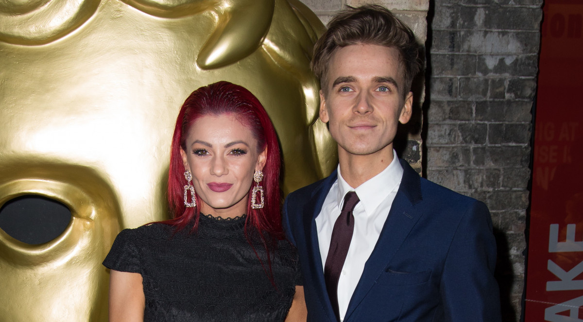 Strictly's Joe Sugg takes girlfriend Dianne Buswell to 'meet the family'