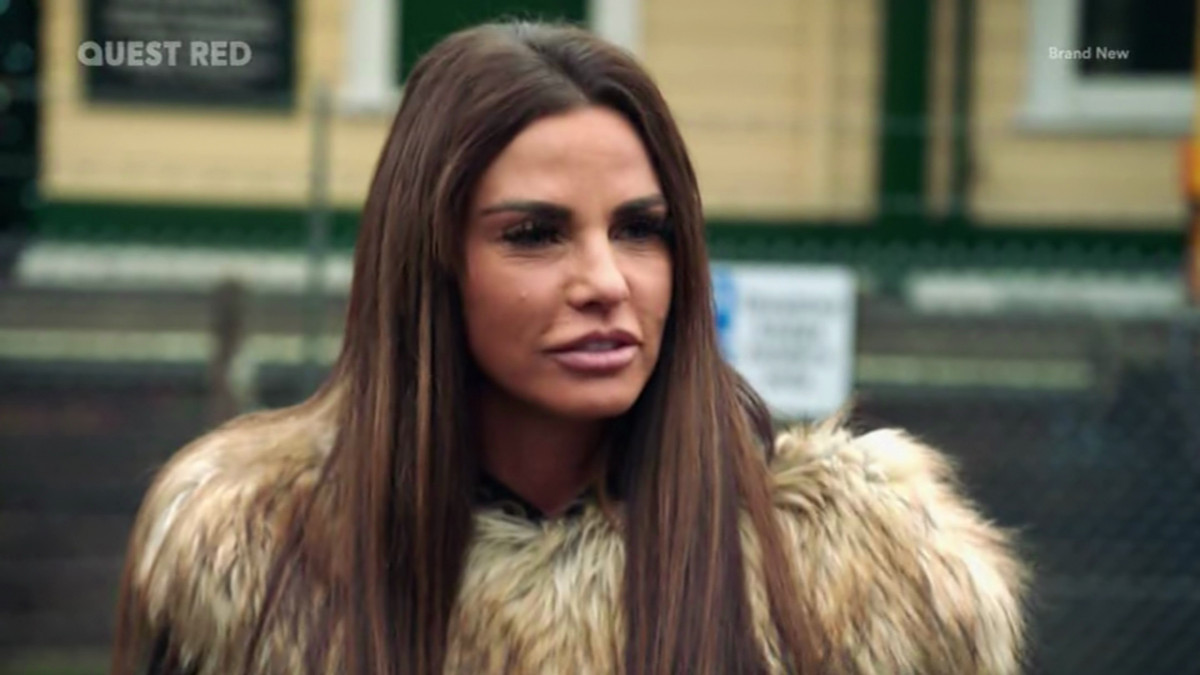 Katie Price given court date after being charged with driving offence