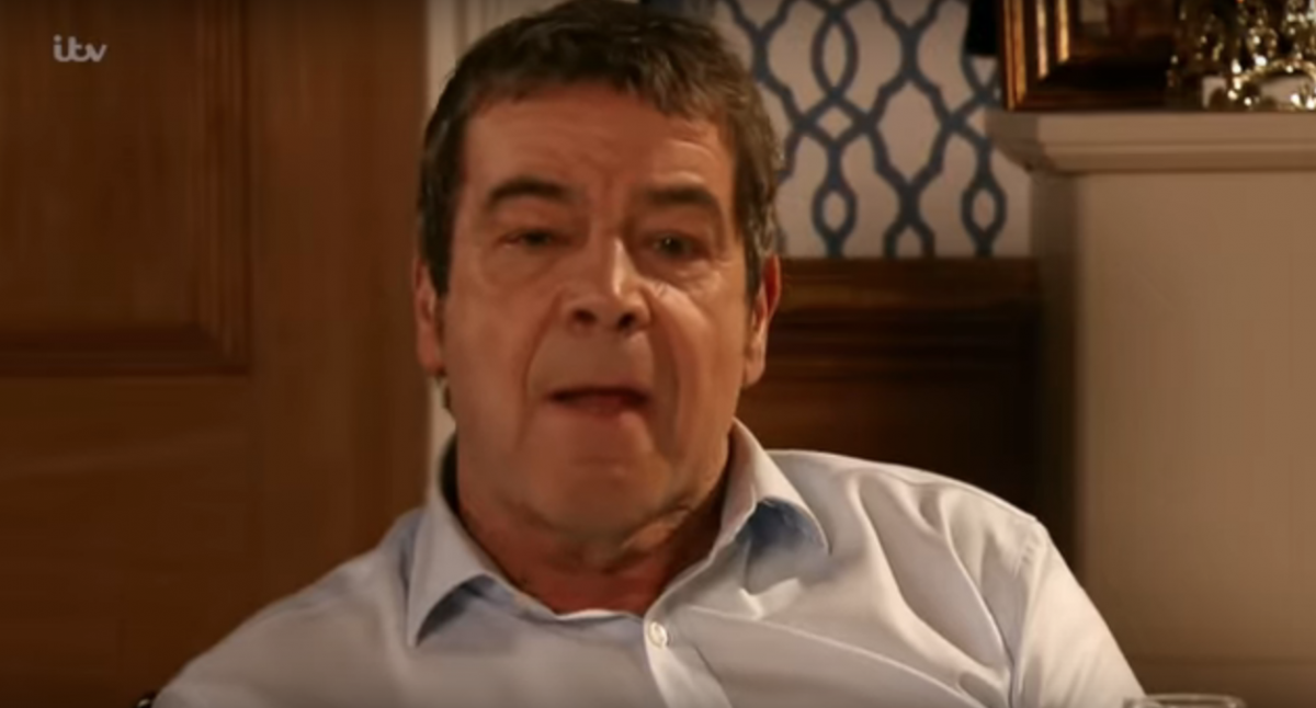 Coronation Street SPOILERS: Johnny has an unwanted visitor