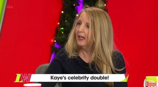 Gillian McKeith complains she was 'forced into frumpy outfit' for Loose Women