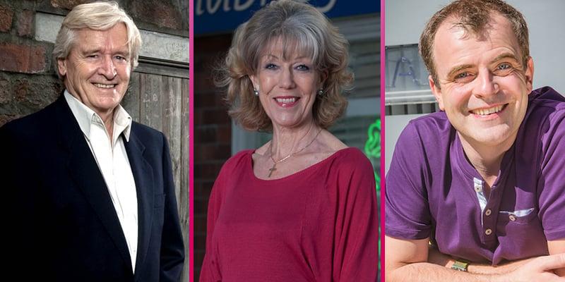Coronation Street's longest-running characters ever