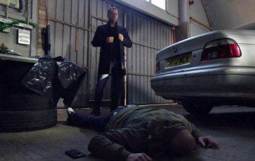 Mick abducts Stuart