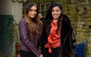 Iqra and Habiba Eastenders