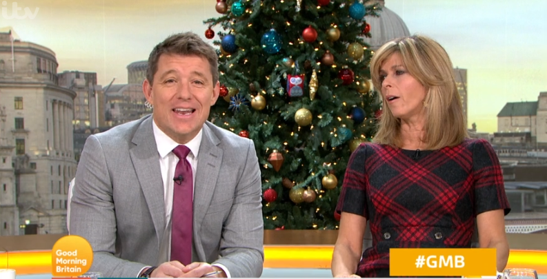 GMB viewers in hysterics at show's 'rude' blunder towards guest