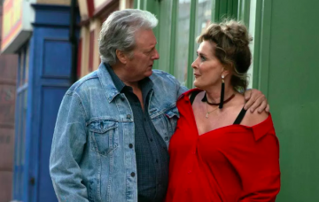 Jim McDonald returning to Coronation Street says Beverley Callard (Credit: ITV)