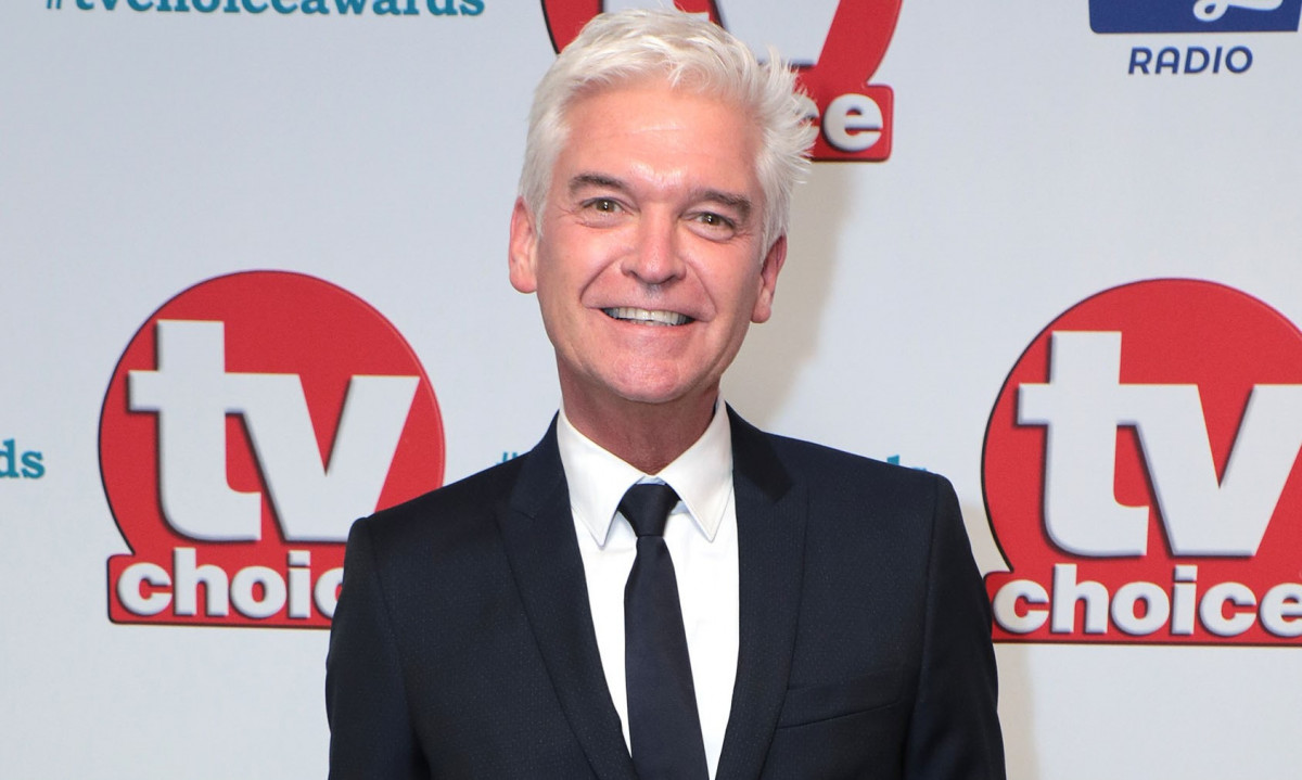 This Morning's Phillip Schofield reveals what he's doing on day off