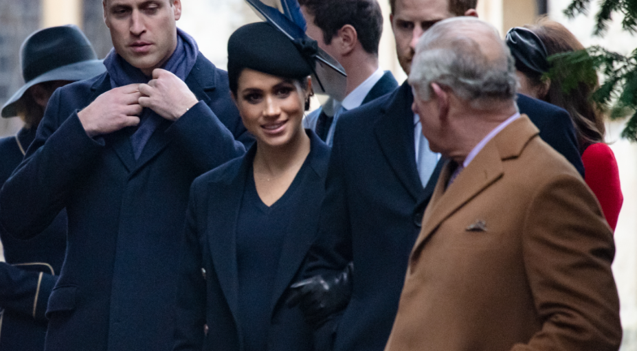 Inside Meghan's first Christmas as a royal