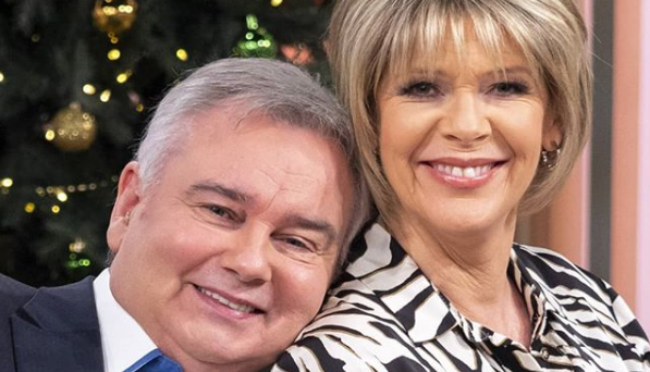 Ruth Langsford reveals very unflashy Christmas gift to Eamonn Holmes