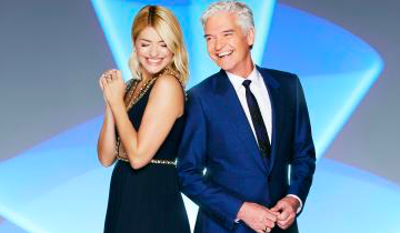 holly willoughby phil schofield doi dancing on ice (credit: ITV)