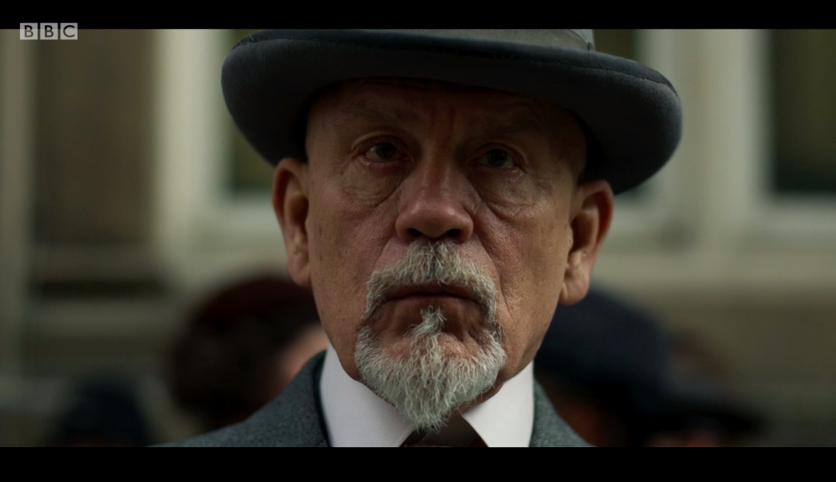 Viewers furious at BBC for completely changing Poirot's backstory