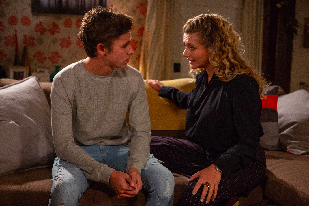 Emmerdale's Maya in sick new plan to abuse Jacob in front of his dad David