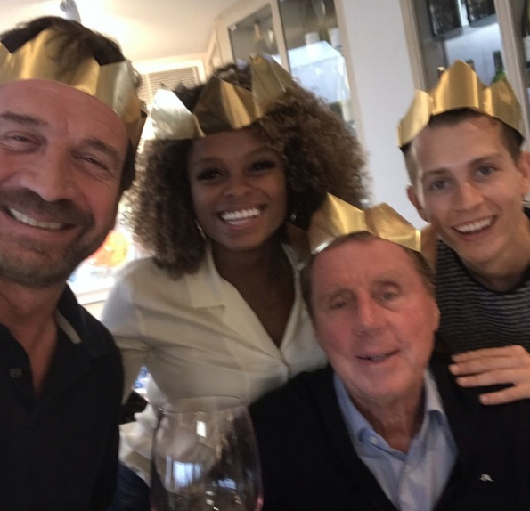I'm A Celebrity reunion (Credit: Instagram @nickknowles)