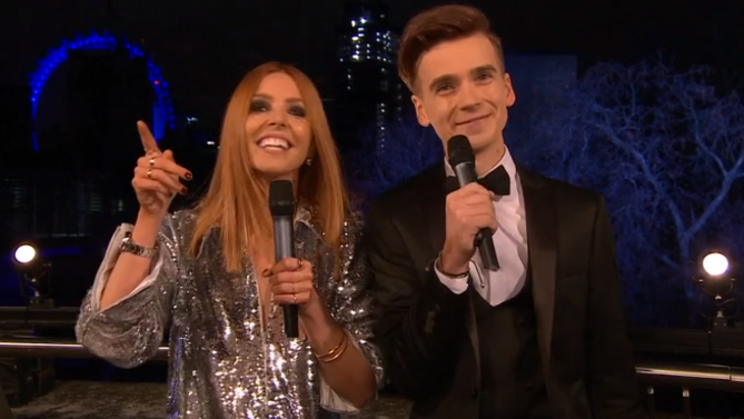Viewers give their verdict on Stacey Dooley and Joe Sugg hosting BBC's NYE show