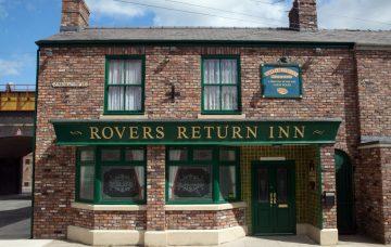 Rovers Return Corrie Credit: ITV
