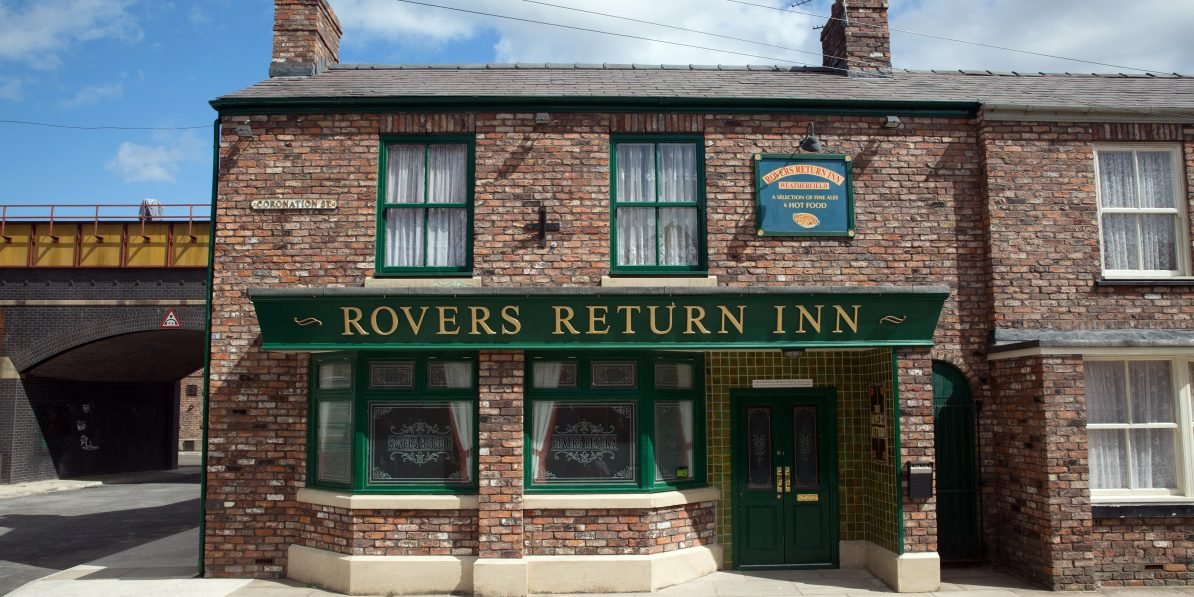 Rovers Return Corrie Credit: ITV
