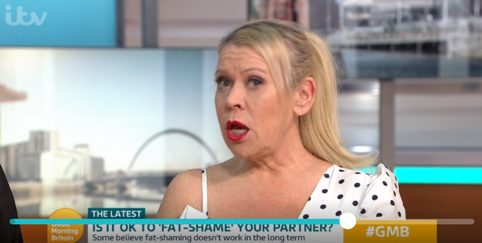 """Tina Malone tells friends they are """"chunky"""" and """"need the gym"""""""