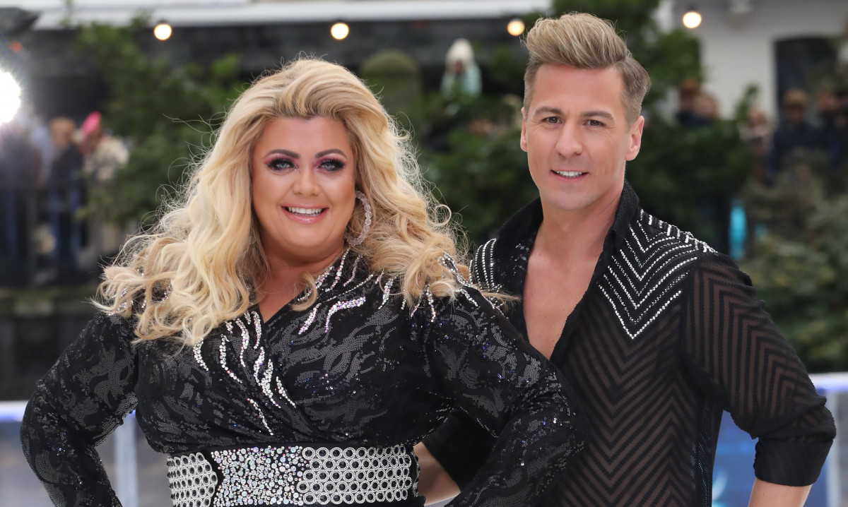 Gemma Collins 'threatens to quit Dancing On Ice after Holly Willoughby's criticism'