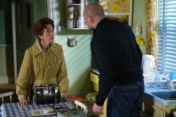 EastEnders SPOILER: Dot confronts Stuart