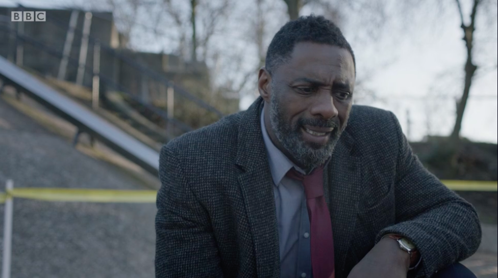 Viewers spot massive mistake in latest episode of Luther
