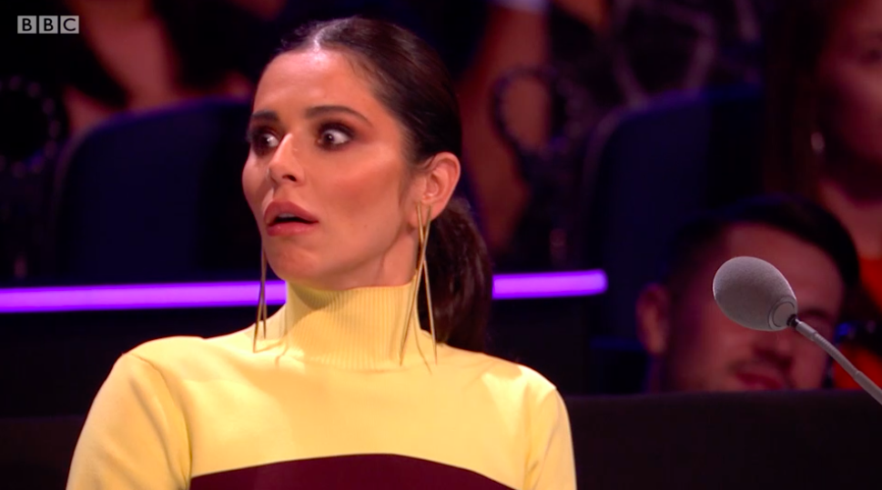 "Viewers divided by Cheryl's return to TV, as new BBC show blasted as ""awful"""